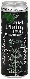 green & black tea unsweetened Xingtea Nutrition info