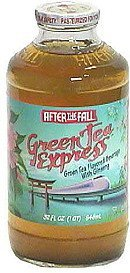 green tea express After the Fall Nutrition info