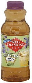 green tea with honey & ginseng Red Diamond Tea Nutrition info