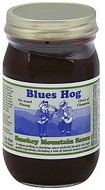 grilling sauce smokey mountain Blues Hog Nutrition info