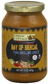 grilling sauce thai, bay of bengal Ethnic Cottage Nutrition info