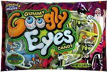 gummy candy assorted Googly Eyes Nutrition info