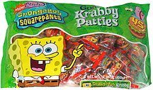 gummy krabby patties spongebob squarepants Frankford Candy & Chocolate Company Nutrition info