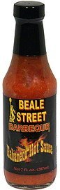 habanero hot sauce Beale Street Barbeque Nutrition info