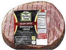 ham hickory smoked Buckley Farms Nutrition info