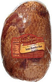 ham semi boneless Cumberland Gap Nutrition info