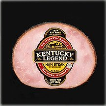 ham steak hickory smoked Kentucky Legend Nutrition info