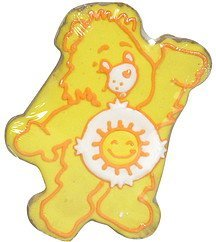 hand decorated cookie care bears Color-a-Cookie Nutrition info