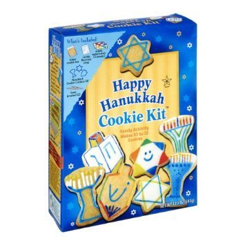 happy hanukkah cookie kit Crafty Cooking Kits Nutrition info