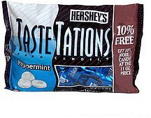 hard candies peppermint TasteTations Nutrition info