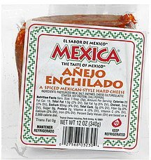 hard cheese spiced n-style Mexica Nutrition info