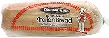 hearth-baked italian bread Del Campo Nutrition info