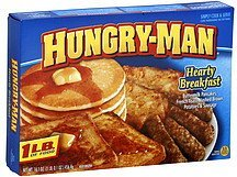 hearty breakfast Hungry-Man Nutrition info