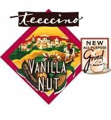 herbal coffee vanilla nut Teeccino Nutrition info