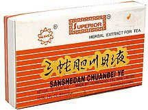 herbal extract for tea sanshedan chuanbei ye Superior Nutrition info