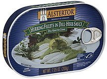 herring fillets in dill-herb sauce Alstertor Nutrition info