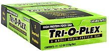 high protein bar caramel apple Tri-O-Plex Nutrition info