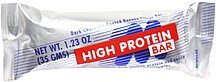 high protein bar dark chocolate coated banana Multipower Nutrition info
