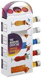 highballs high balls, tropical Modern Cocktail Nutrition info