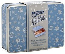 holiday collection assorted Planters Nutrition info