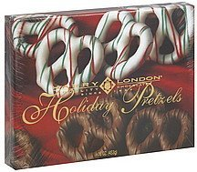 holiday pretzels Harry London Nutrition info