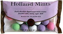 holland mints Marich Nutrition info