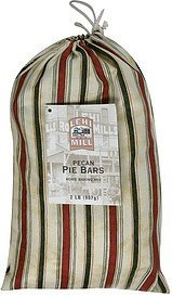 home baking mix pecan pie bars Lehi Roller Mills Nutrition info