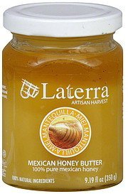 honey butter mexican Laterra Artisan Harvest Nutrition info