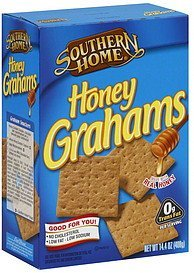 honey grahams Southern Home Nutrition info