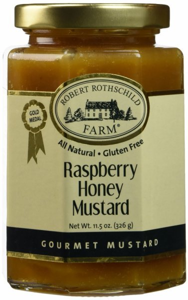 honey mustard raspberry Robert Rothschild Farm Nutrition info