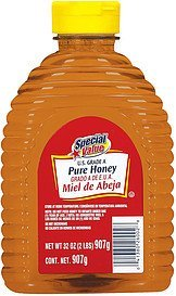 honey pure Special Value Nutrition info