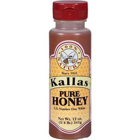 honey pure Kallas Nutrition info