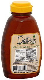 honey Del Pais Nutrition info