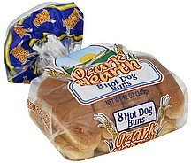 hot dog buns Ozark Hearth Nutrition info