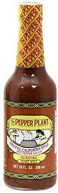 hot pepper sauce original california style The Pepper Plant Nutrition info