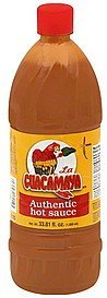 hot sauce authentic, medium La Guacamaya Nutrition info