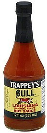 hot sauce louisiana original recipe Trappeys Nutrition info