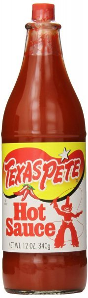 hot sauce Texas Pete Nutrition info