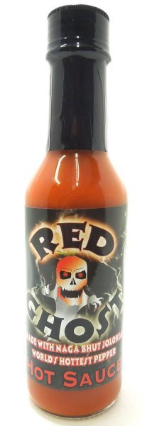 hot sauce Red Ghost Nutrition info