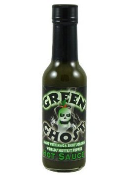 hot sauce Green Ghost Nutrition info