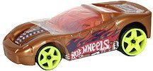 hot wheels car filled with candy Frankford Candy & Chocolate Company Nutrition info