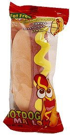 hotdog mallow multi-flavours Candymallow Nutrition info
