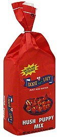 hush puppy mix Dixie Lily Nutrition info