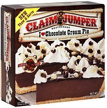 i love chocolate cream pie Claim Jumper Nutrition info