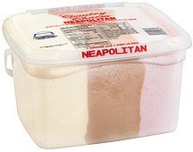 ice cream neapolitan Country Charm Nutrition info