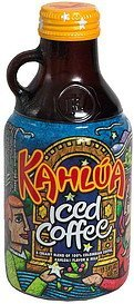 iced coffee Kahlua Nutrition info