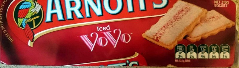 iced vovo Arnotts Nutrition info