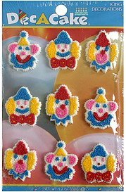 icing decorations kids assortment Dec a cake Nutrition info