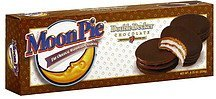 individually wrapped pies double decker chocolate MoonPie Nutrition info