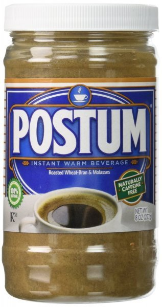 instant hot beverage original Postum Nutrition info
